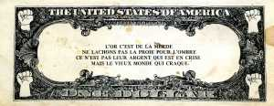 Dollar Verso