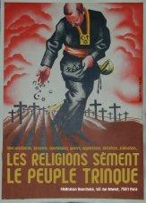 Religion le peuple trinque